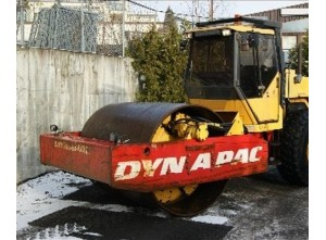 Грунтовый каток DYNAPAC