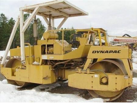 DYNAPAC CC42