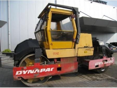 DYNAPAC CC421C
