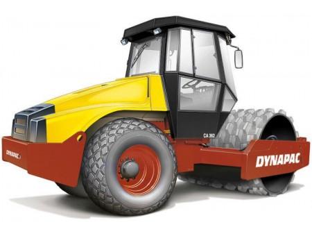 DYNAPAC CA362 D-PD